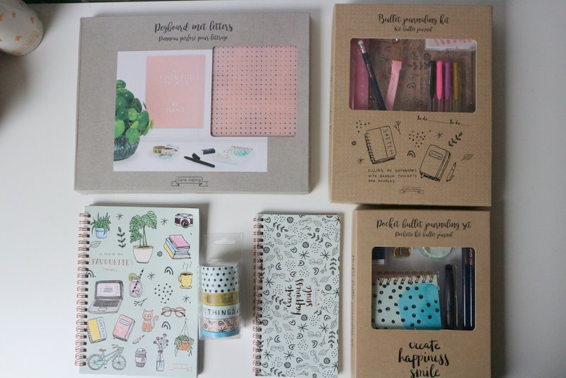 Stationary collectie Diana Leeflang - Januari 2018!
