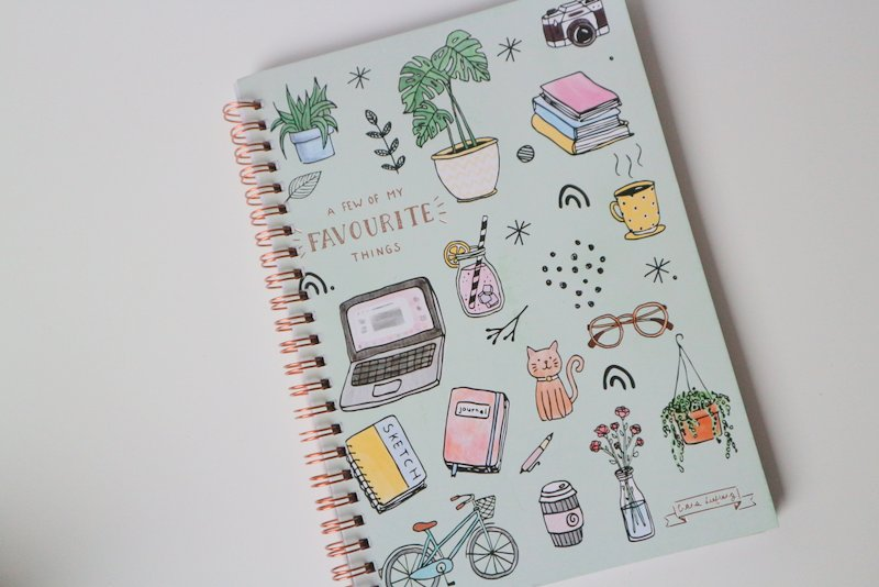 Bullet journal voor mei 2018!