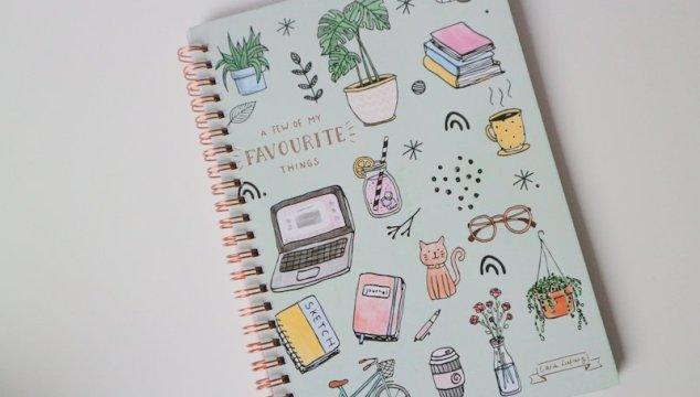 Mijn bullet journal proces – Maart 2018