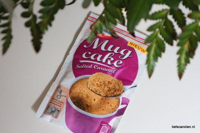 Mugcake Salted Caramel