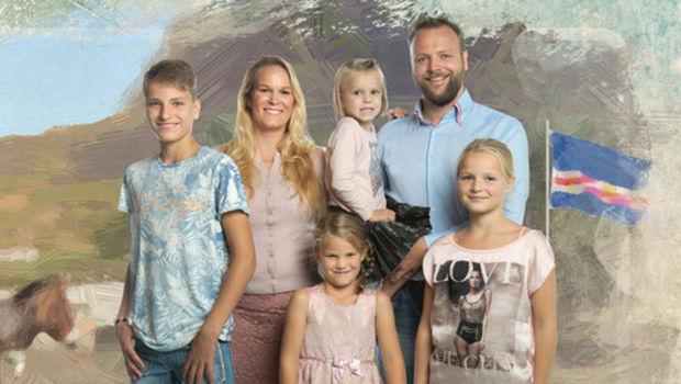 familie van berkel
