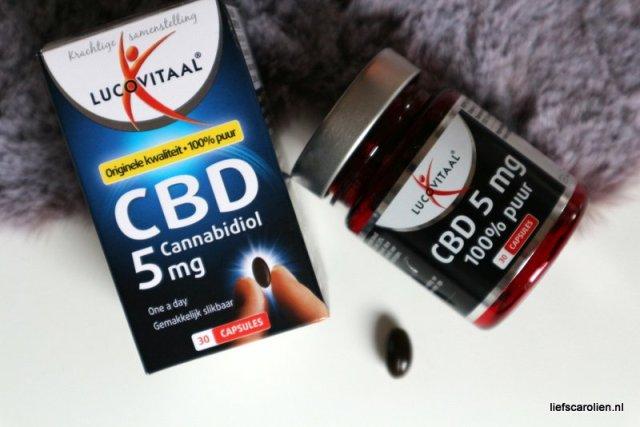 Lucovitaal CBD 5mg Cannabidiol