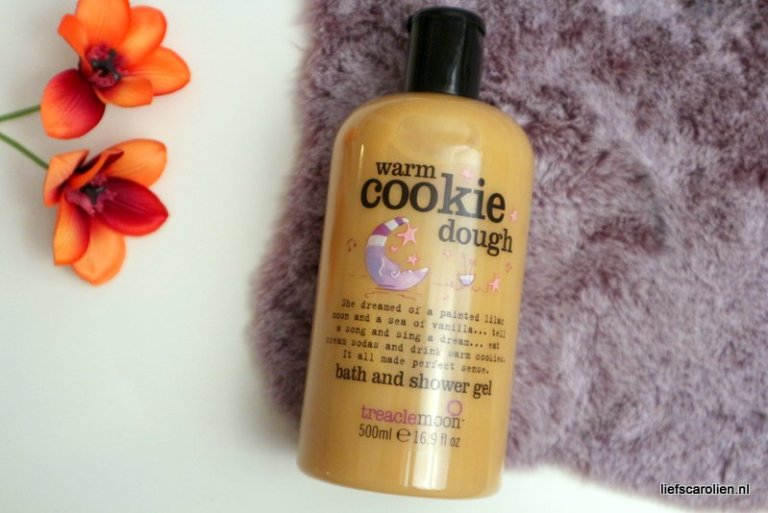 Treaclemoon warm cookie dough