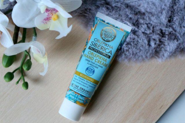 Natura Siberica Hand cream