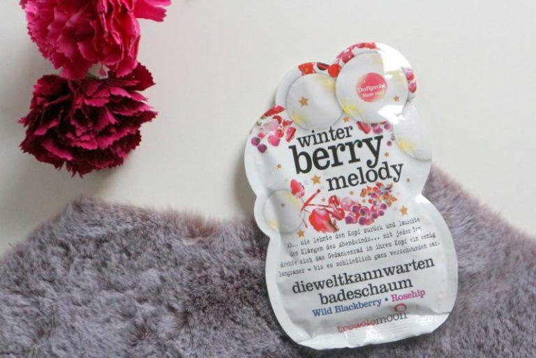 treaclemoon winter berry melody