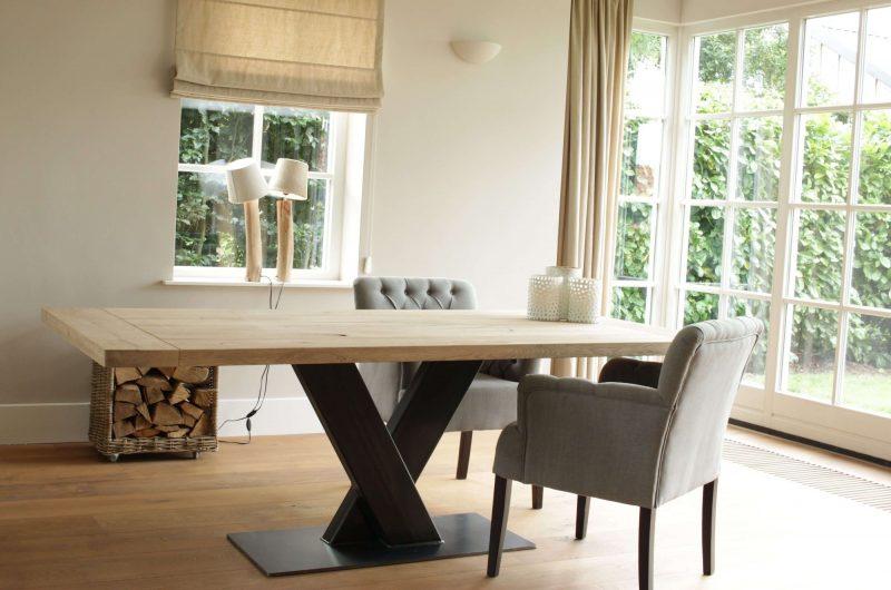 5x mooiste eiken tafels