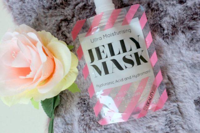 jelly masker, action masker, gezichtsmasker