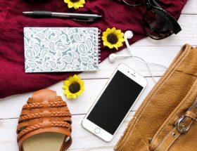 5x bijzondere en opvallende manieren om je bedrijf / blog te promoten!, mobiele telefoon, telefoon verslaving,