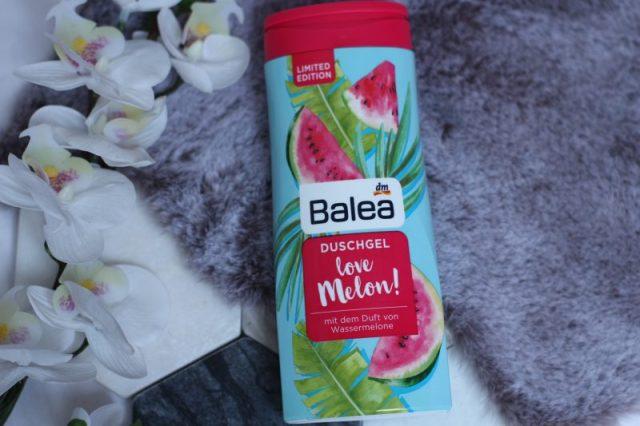 balea love melon
