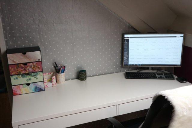 mijn bureau, micke bureau,