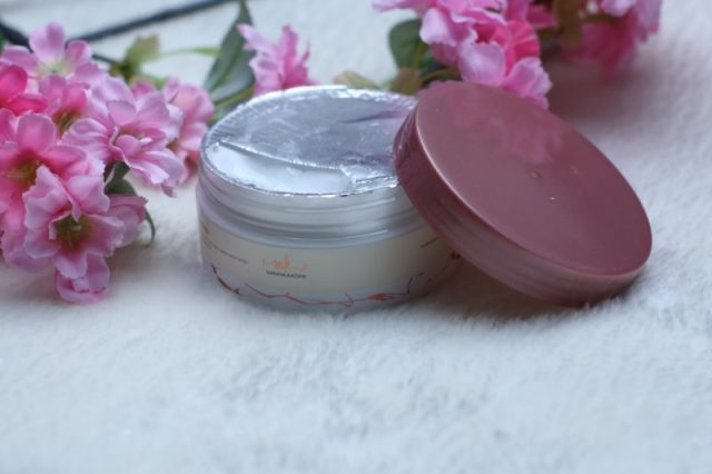 Renewing body butter