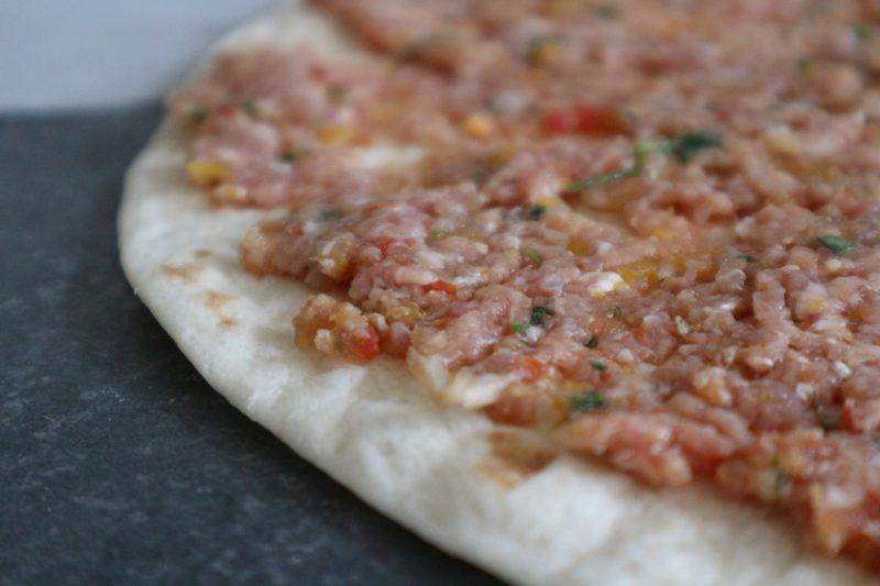 zelf turkse pizza maken