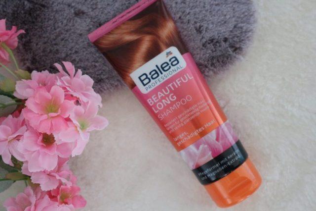 beautiful long shampoo