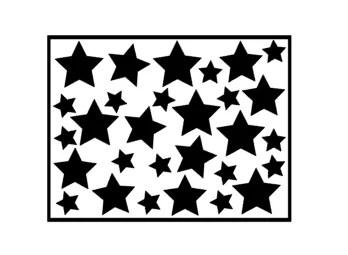 muurstickers sterren