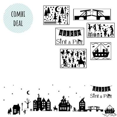 Combi deals straatje