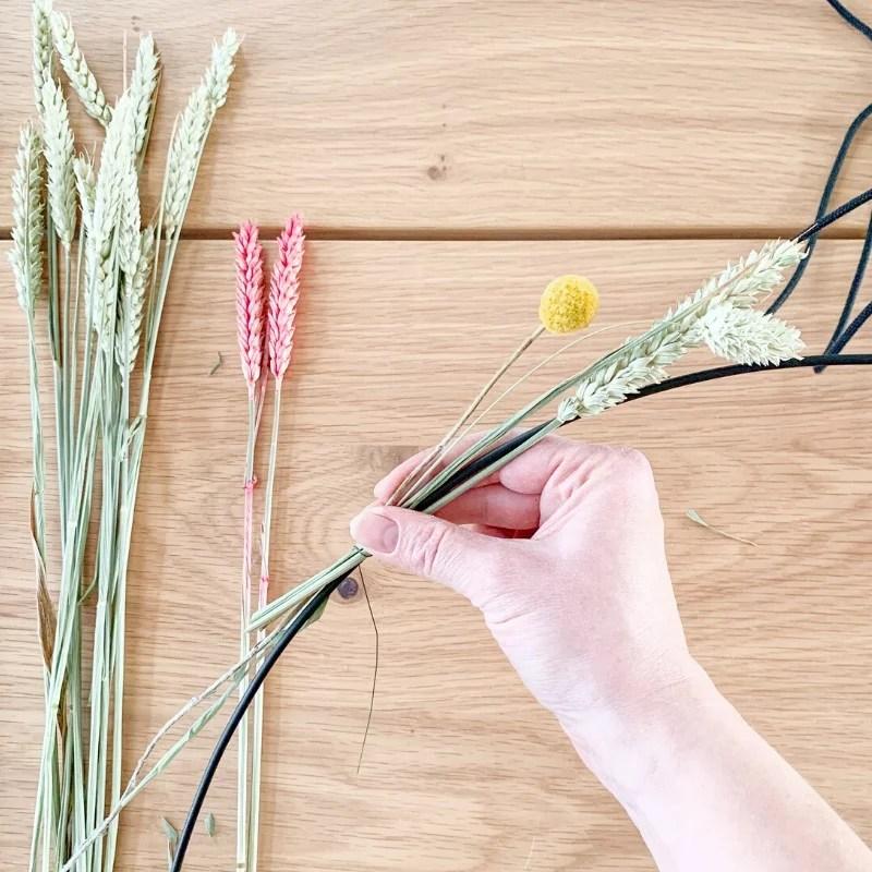 Veel gestelde vragen, Liefs van Cindy, DIY webshop, Paperbag decoratie, Aan de slag met droogbloemen