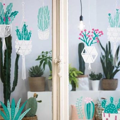 DIY raamtekenen glas