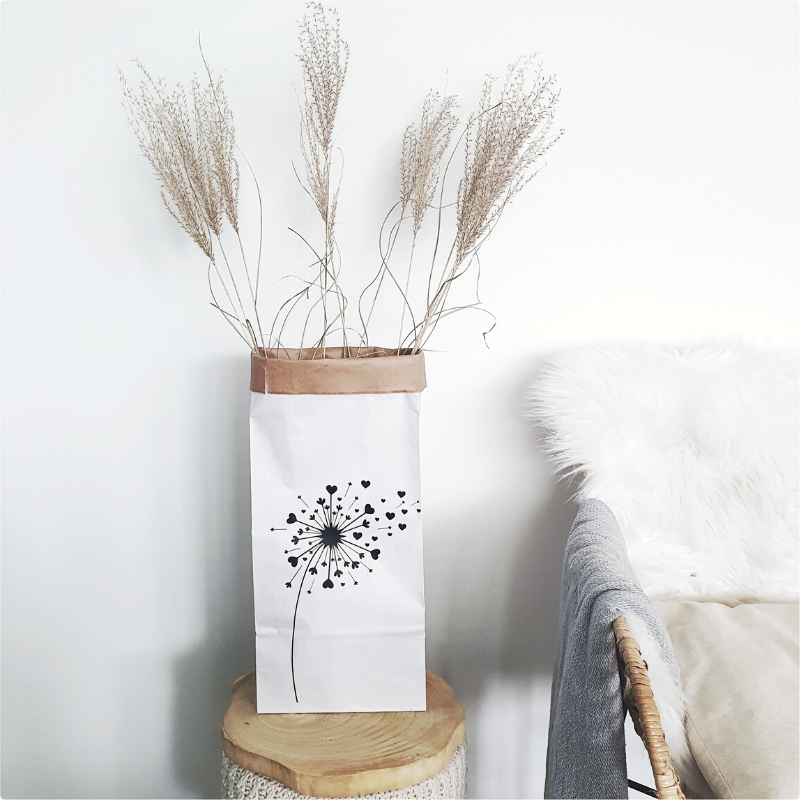 Veel gestelde vragen, Liefs van Cindy, DIY webshop, Paperbag decoratie