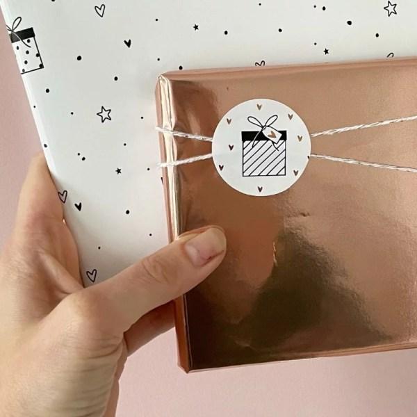 sticker cadeautjes