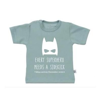superhero needs a sidekick