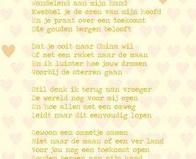 Gedicht Groots Lentezoet