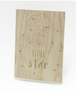 little star, MIEKinvorm, Beavers Woodland, geboorte, overlijden kind, liefsvanlauren.nl