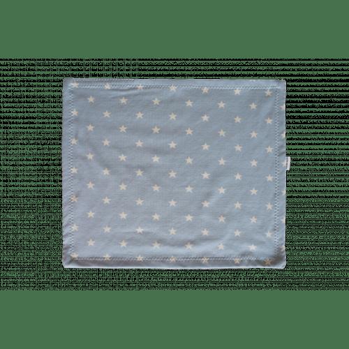 Couveusedeken blauw mini , blauw met sterren, couveuse deken, kleine lucas, liefsvanalauren.nl