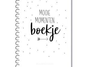 Mooie momenten boekje, invulboek, miekinvorm, herinneringen vastleggen, liefsvanlauren.nl