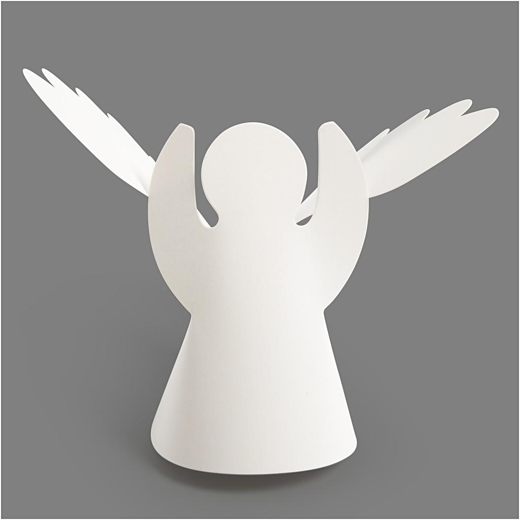 Knutsel engel, wrap around angel, verwerkingsspeelgoed, rouw, liefsvanlauren.nl