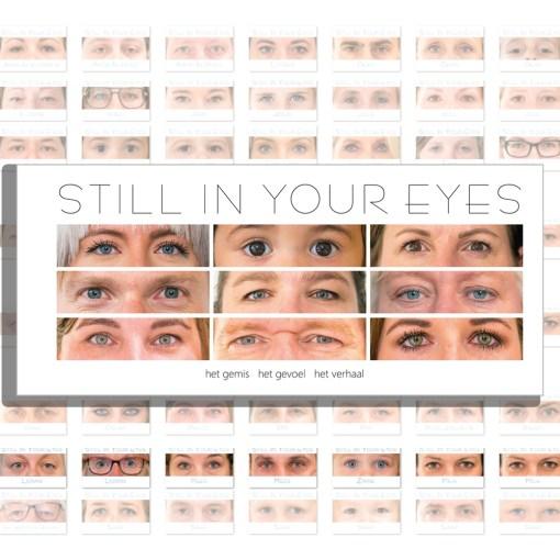 Still In Your Eyes, fotoboek, troost, stil geboren, liefsvanlauren.nl