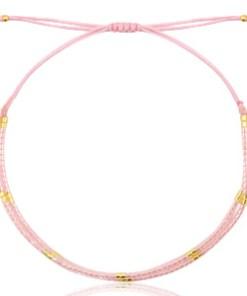Miyuki armband Pink, sieraden, liefsvanlauren.nl