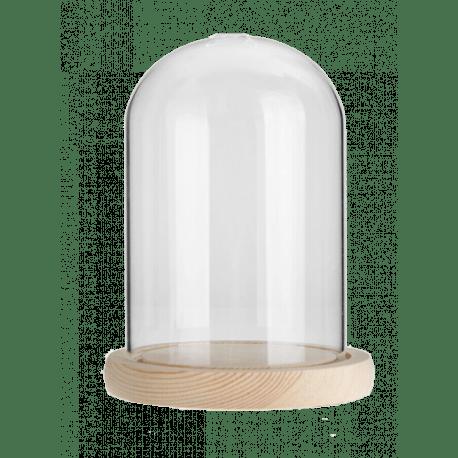 Small stolp, glazen stolp, glazen stolp met poppetjes, liefsvanlauren.nl
