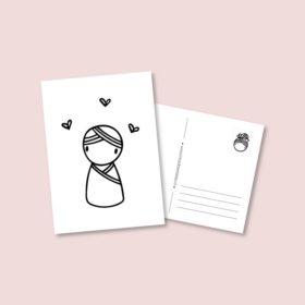 kaart baby jongen, geboorte kaartje,felicitatiekaartje geboorte, irmadammekes, liefsvanlauren.nl