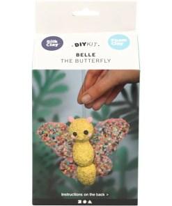 belle de vlinder knutselset, creatief, vlinder, knutselen, liefsvanlauren.nl