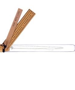 leaf armband van Birambi, blaadje, botanisch, flessenpost, armband, liefsvanlauren.nl