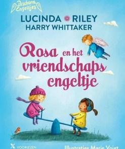rosa en het vriendschapsengeltje, rouw, vriendschap, emoties, lucinda Riley, Harry Whittaker, prentenboek, liefsvanlauren.nl