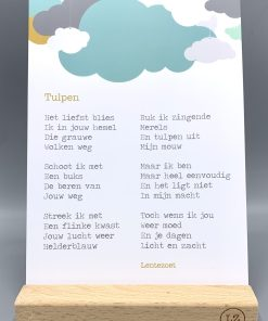 Gedicht Tulpen, lentezoet, troost, onmacht, bemoedigen, liefsvanlauren.nl