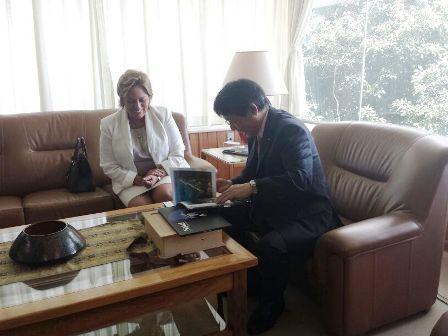 Governadora visita embaixador do Japão (1)