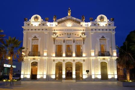 Teatro Alberto Maranhão- Natal-RN