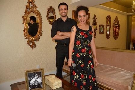 Carmem Pradella e Levi Ribeiro (1)