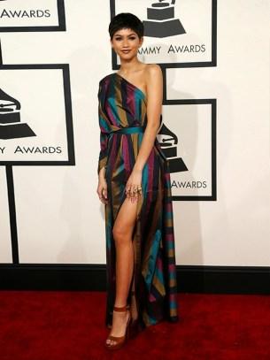 zendaya vestido Vivienne Westwood