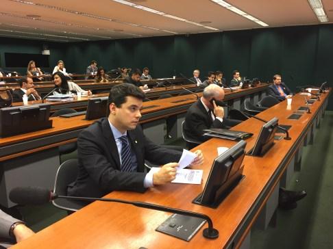 Walter Alves nas comissões (1)