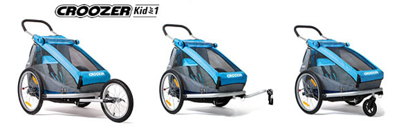 Croozer kid Kinderwagen