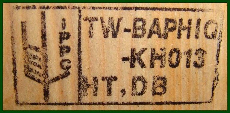 木製品出口檢疫 - 聯成木箱包裝有限公司