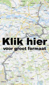 Mijn fietsroute van Eindhoven naar Arnhem, de Liberation Route.
