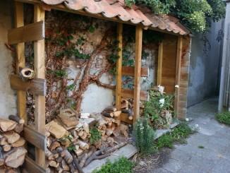 houtvoorraad,kachelhout