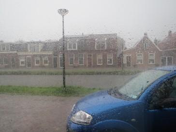 eindelijk regen,zomer 2014