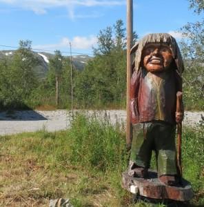 Noorwegen,Hardangervidda,trol,2015