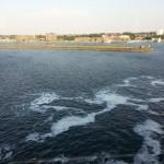 ferry,Stenaline,Kiel,net op tijd,2015