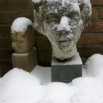 Friesland,ijzel,#coderood,sneeuw,verjaardag,schaatsen,beelden,tuin,kachel